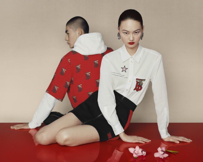 Burberry reveals Chinese New Year 2020 campaign
