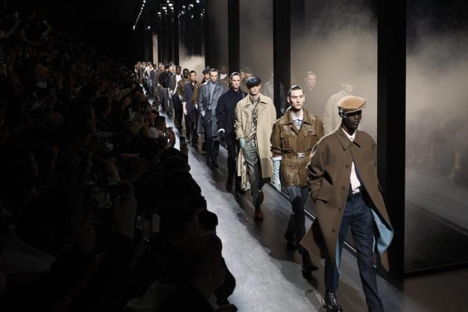 Dior Men Fall 2020 Menswear Collection