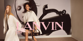 Campagna Lanvin Primavera/Estate 2020: STARDUST MEMORY