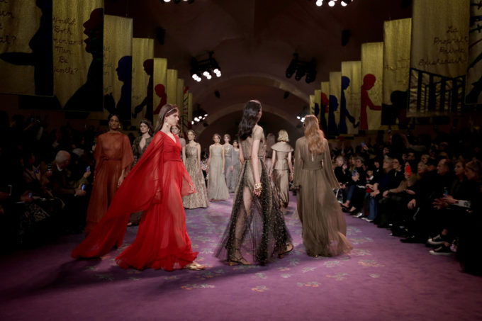 Dior Couture Spring 2020 Collection
