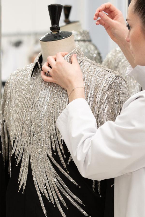 The Savoir-faire at Dior Men Fall 2020