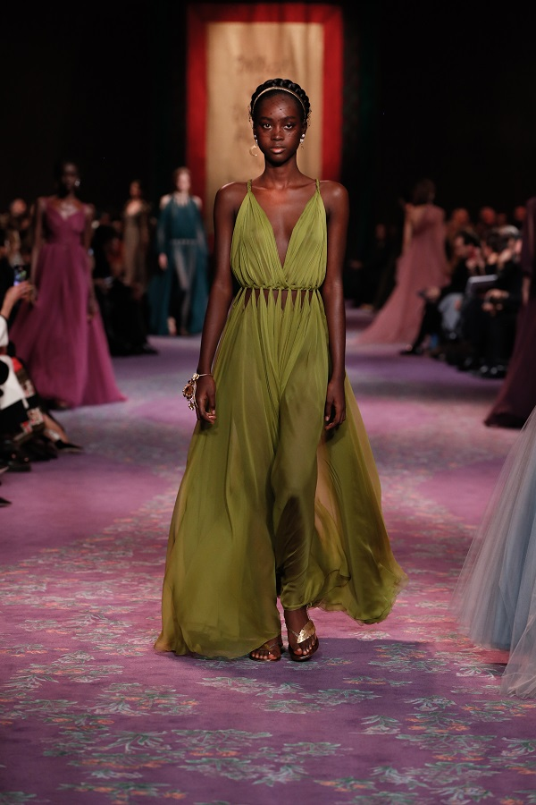 Dior Couture Spring 2020 Collection Fashionpress.it