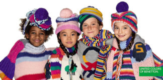 United Colors of Benetton debutta a Pitti Bimbo con 65 Benettn Street