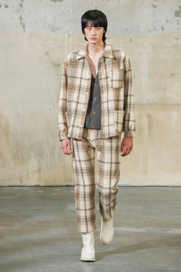 Fabio Quaranta Menswear Fall Winter 2020 Milan