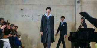 Fabio Quaranta Menswear Fall Winter 2020 Milan