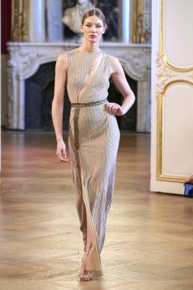 Maria Aristidou Haute Couture Spring Summer 2020 Paris