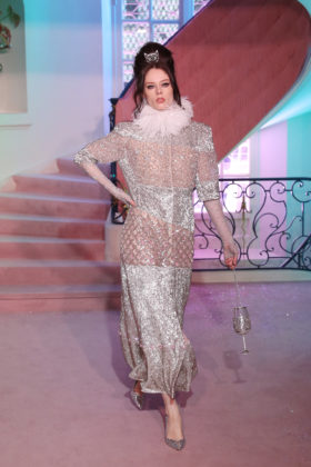 Ulyana Sergeenko Couture Spring-Summer 2020