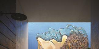 I disegni di Andrea Pazienza rivivono nella nuova collezione di carta da parati firmata Tecnografica