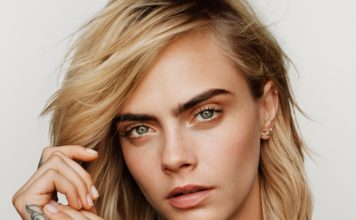 Dior presents Cara Delevingne for the Oui collection