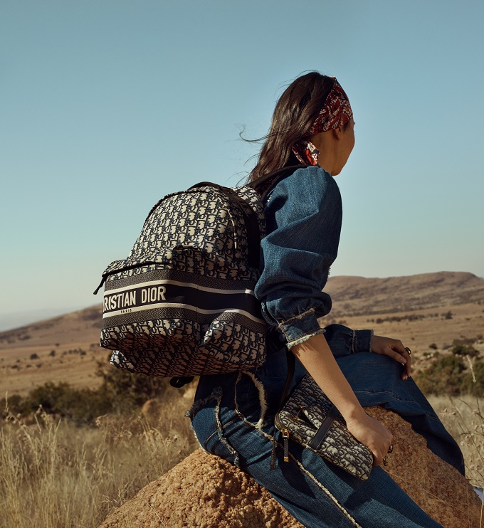 Dior presents the DiorTravel Collection