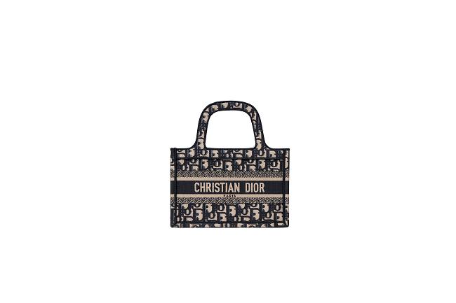 Dior introduces its new Mini Book Tote