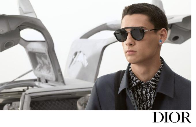 Dior Men Spring Summer 2020 Campaign & Video by Steven Meisel