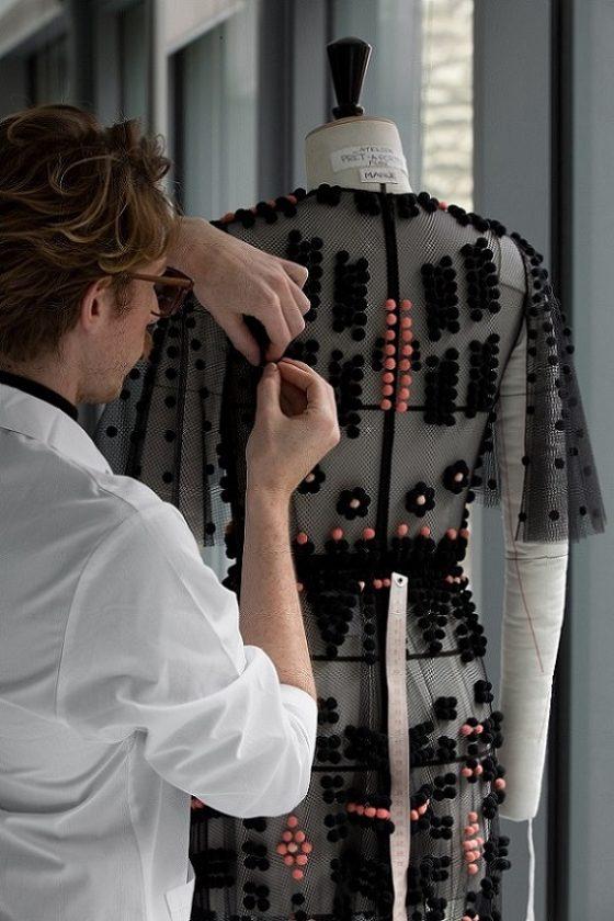 #DiorSavoirFairebehind the Dior AW20collection by Maria Grazia Chiuri