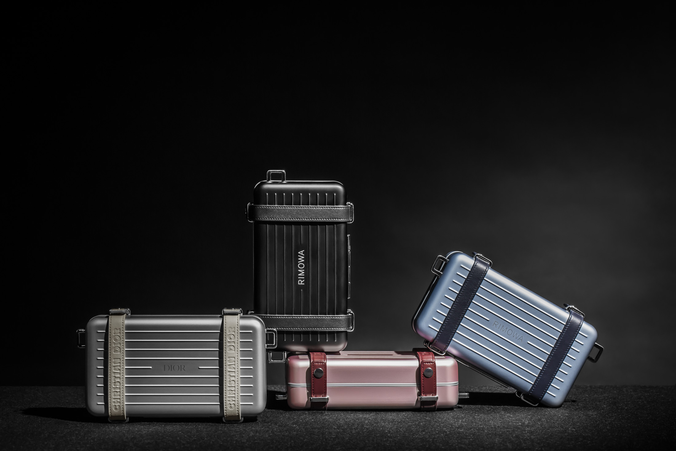 The Dior and Rimowa Special Capsule Collection