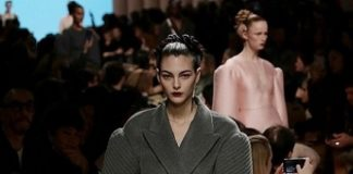 Fendi FW20 celebrates the scope of feminine strength fashionpress.it
