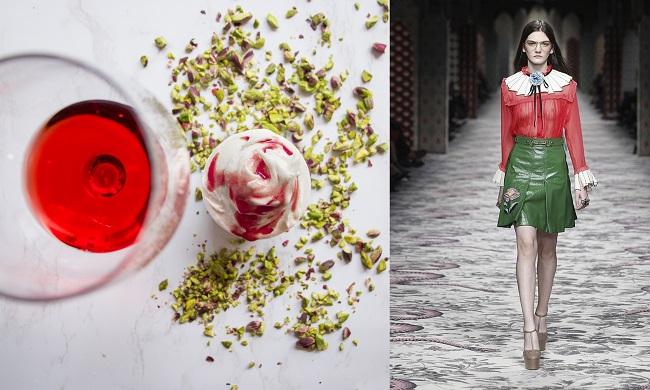 Milano Fashion Week, Gusto 17 sfila sul Red (e Green) carpet celebrando Gucci