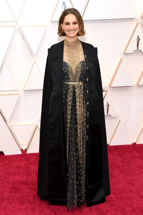 Dior presents the Celebrities attending the 92nd Annual Academy Awards