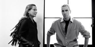 Prada Raf Simons alla direzione creativa al fianco di Miuccia