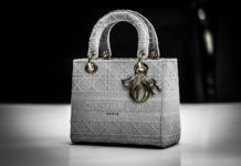 Dior presents the customizable new Lady D-Lite