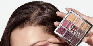Fall for the new Dior Backstage Rosewood Eye Palette!