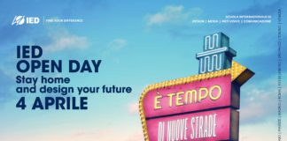IED OPEN DAY Stay home and design your future!