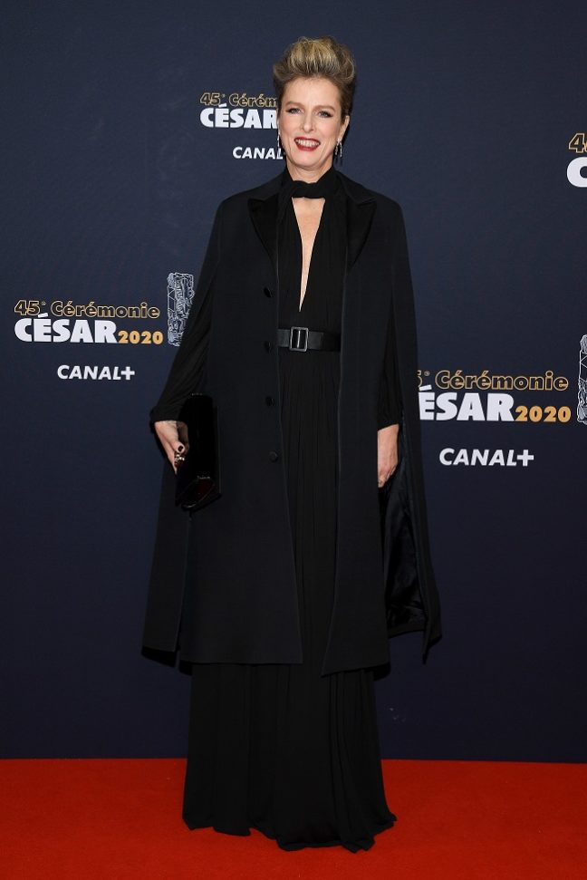 Dior presents the celebrities attending the 45th Cesar Awards Ceremony
