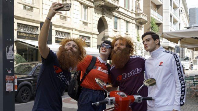 Lotto Sport Italia - The Runner: il corto d'Autore per la nuova collezioneAthletica di Lotto