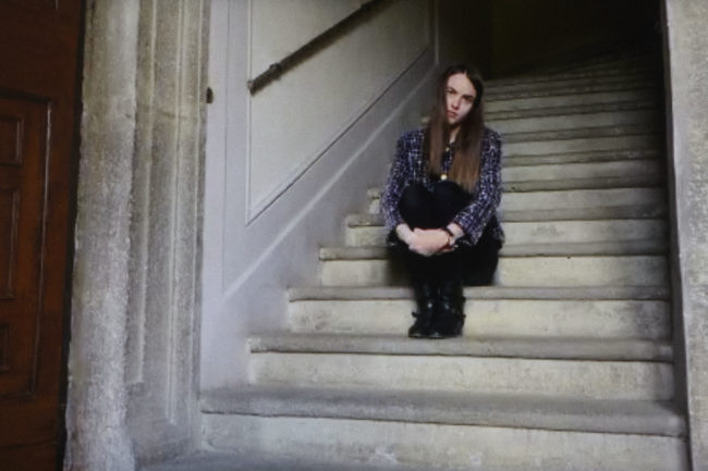Princess Melusine Ruspoli WhatsApp Directed by Peppe Tortora
