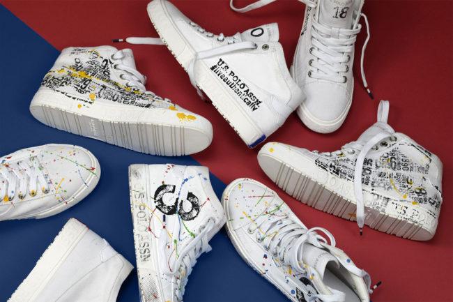 U.S POLO ASSN. presenta le sneakers in Limited Edition per la SS 2020