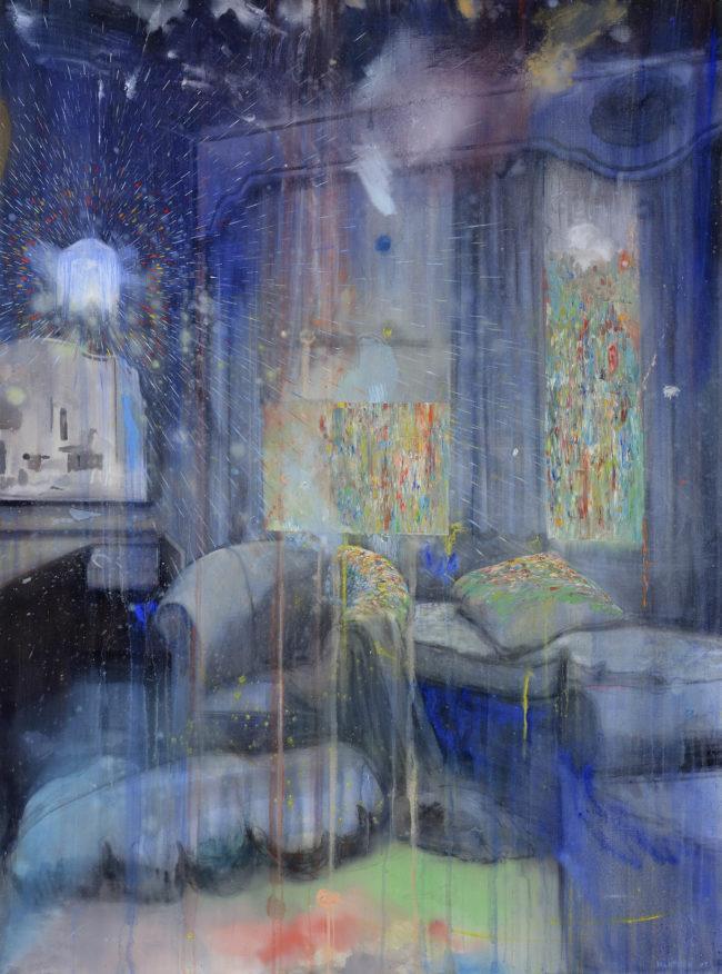 Embodied thought,19 artisti per un progetto online della Galleria Poggiali raccontano la realtà contemporanea al tempo della pandemia.