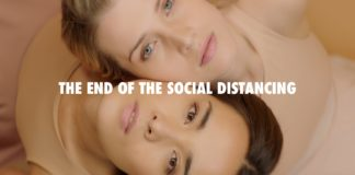 """The End of the Social Distancing"" a fashion film by Victor Claramunt"