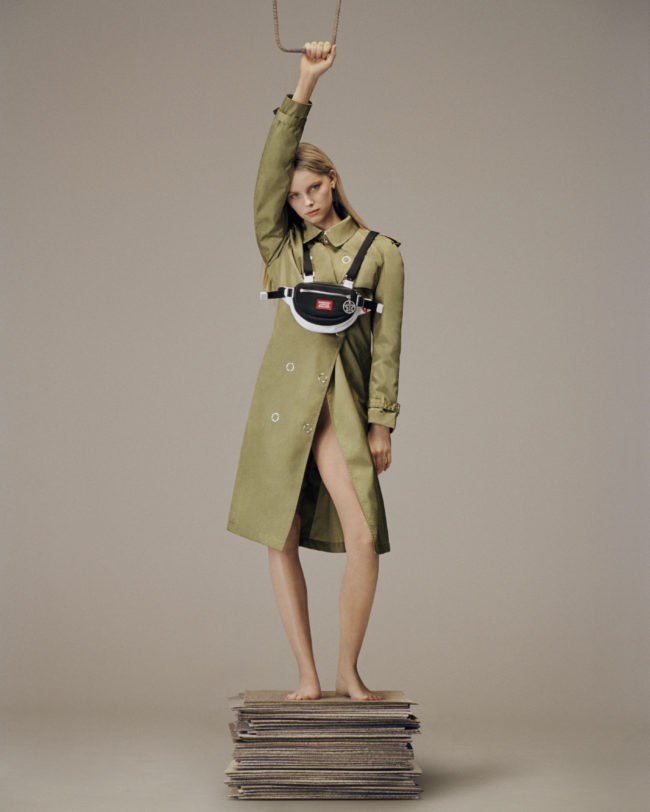 Burberry Launches ReBurberry Edit