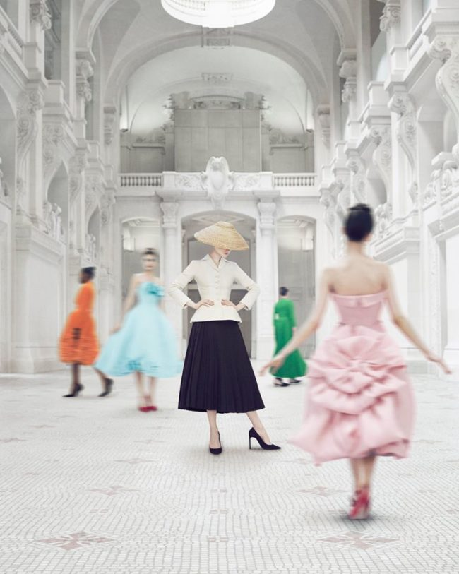 The magic of the'Christian Dior, Designer of Dreams'Exhibition from the confort of Home