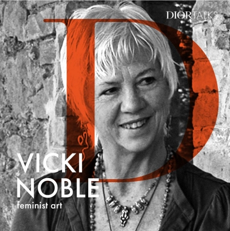 New 'Dior Talks' podcast episode with Vicki Noble