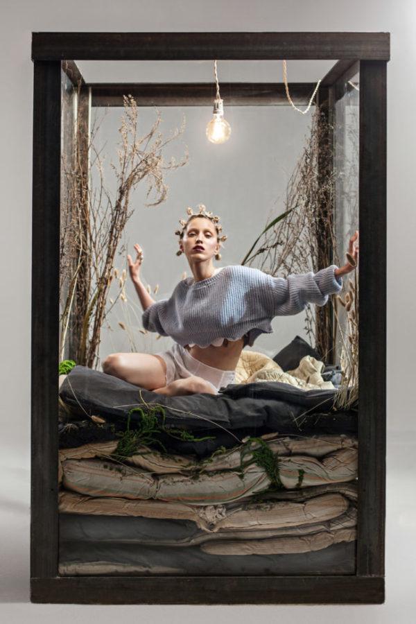 Comfort Zone by Anna Radchenko