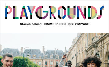 Homme Plissè Issey Miyake: Playgrounds documentary film