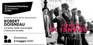Robert Doisneau inaugura le Domeniche Doc dellaFondazione Pistoia Musei.