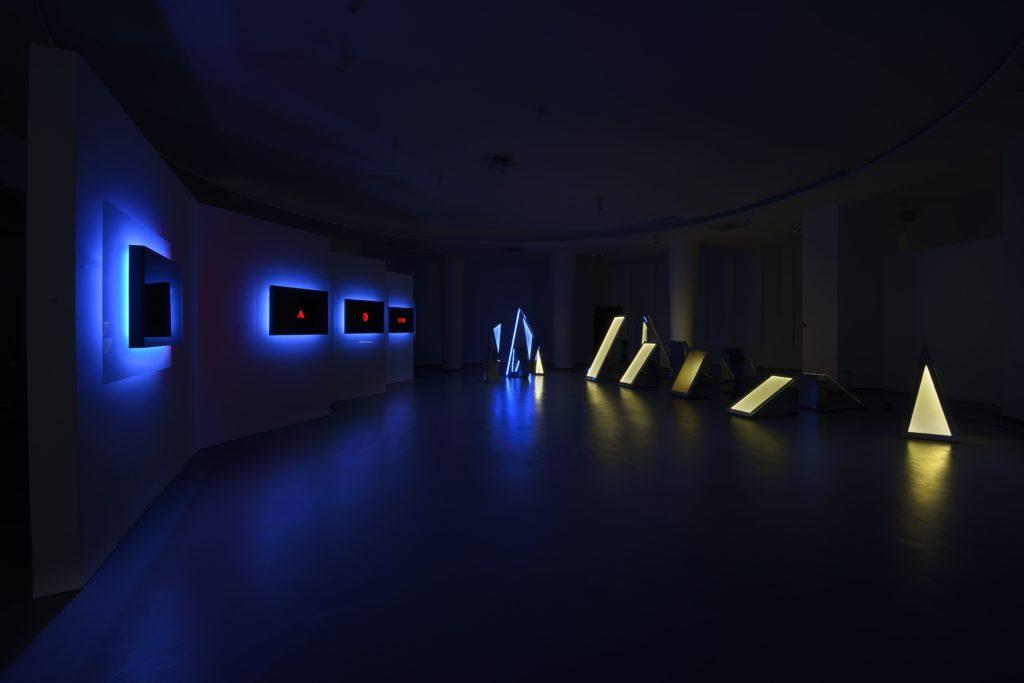 Il MACTE di Termoli riapre con la mostra di NANDA VIGO e la ricorda