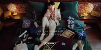 "Prada presents ""Prada 520 Mathematics of Love"""