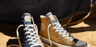 Converse x Carhartt WIP Renew Chuck 70