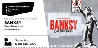 DomenicaDOC #03 – Banksy Does New York | Fondazione Pistoia Musei