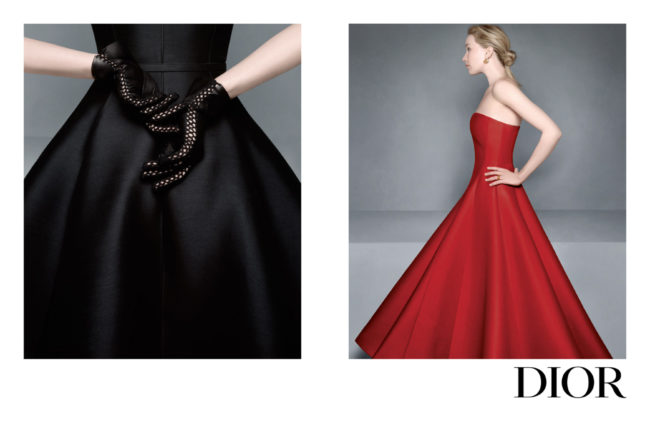 Jennifer Lawrence Features in Minimalist Dior Pre-Fall Campaign