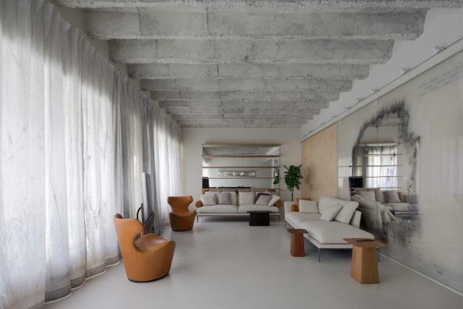 Loft Bianco: uno spazio lontano dal tempo