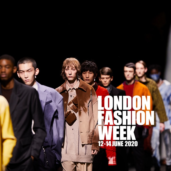 London Fashion Week Announces Digital Schedule For June 2020