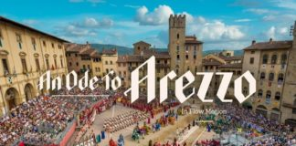 An Ode to Arezzo. In viaggio con Robert Whitworth
