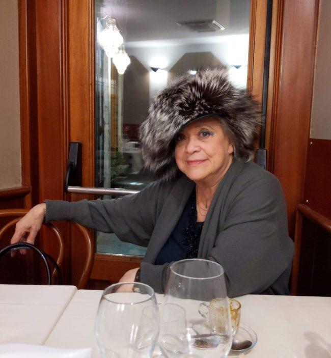 La biografia della giornalista di moda Luciana Boccardi firmata da Alda Vanzan