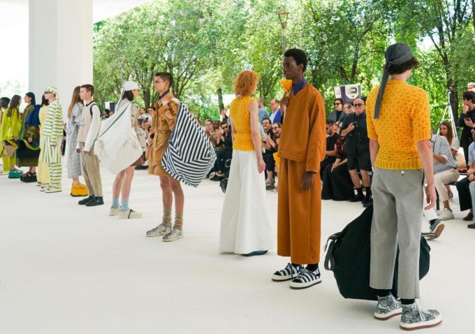 Camera Nazionale della Moda Italiana lancia la Milano Digital Fashion Week - July Issue
