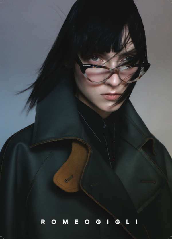Romeo Gigli Eyewear, la nuova collezione di occhiali da sole