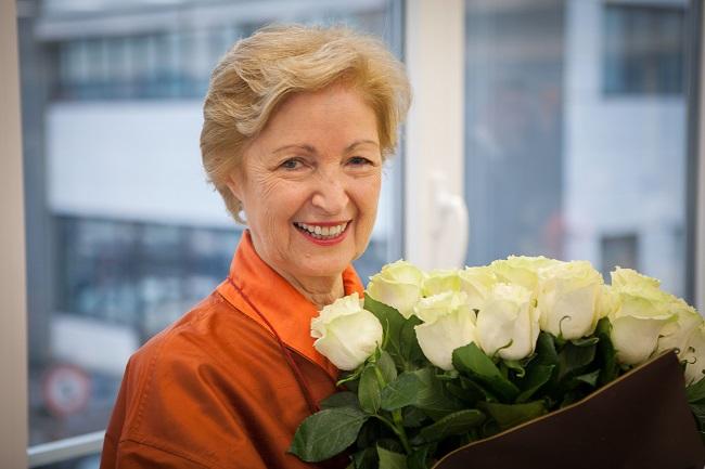 Silvia Stein Bocchese è stata insignita del titolo di Cavaliere del lavorodal presidente della Repubblica Sergio Mattarella.