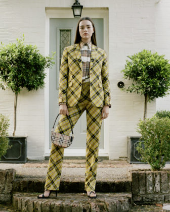 Burberry Spring/Summer 2021 Pre-Collection Lookbook